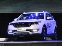 7座SUV捷途X70上市 售6.99-12.09万元