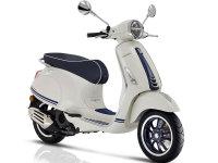 Vespa推出 Primavera50周年限量版车型