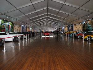 汽车博物馆内展出的经典车宝藏