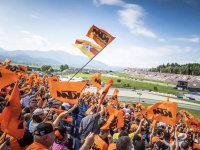 MotoGP奥地利站正赛 KTM厂队获第14名