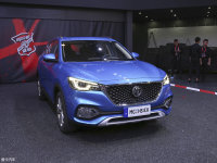 2018成都车展 名爵HS紧凑级SUV静态评测