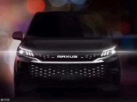 上汽大通G50将于今日发布 定位全新MPV