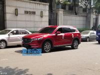 成都车展探馆:长安马自达CX-8抢先看