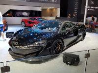 成都车展探馆:迈凯伦600LT将国内首发