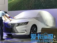 成都车展探馆:东南全新轿车A5抢先看