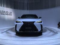 雷克萨斯UX将8月31日国内首发 紧凑SUV