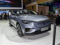 ENOVATE首款纯电动SUV有望明年4月上市