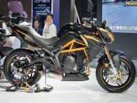 已入产品公告 光阳K Rider400上市在即