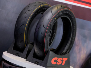 12寸竞技轮胎新选择 CTS正式发布CM-SR