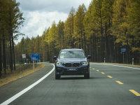 看这批成群结队的马 BMW X3的内蒙远征