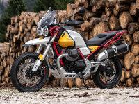 Moto Guzzi V85 TT量产版 预计年底上市