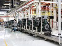 打造精品国货 参观一汽锡柴发动机工厂