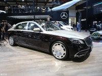 新款迈巴赫S级正式上市 售214.88万元起