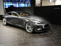 马自达Vision Coupe消息 将9月26日首秀