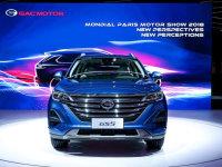 巴黎车展:广汽传祺GS5亮相预售12万起