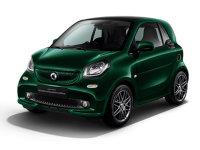 smart流光绿特别版上市 售16.4888万元