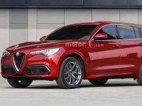 阿尔法・罗密欧旗舰型SUV计划明年底发布