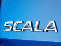 斯柯达新车定名SCALA 或今年年底亮相