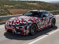 全新丰田Supra量产版明年北美车展亮相