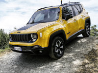 Jeep自由侠将推PHEV版本 或2020年发布