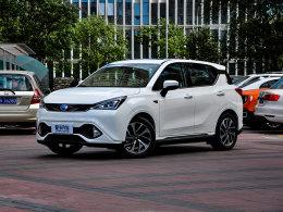 广汽三菱首款电动SUV 抢先实拍祺智EV