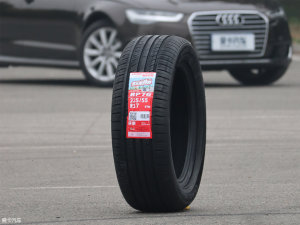 高端行驶质感 测朝阳RP76轮胎
