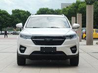 全新众泰T600预售价公布 预售8-14万元