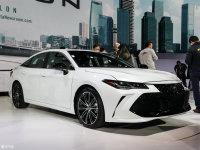 一汽丰田AVALON新消息 明年3月份上市