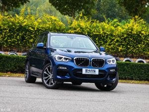 爱卡选车指数 BMW X3 30i尊享