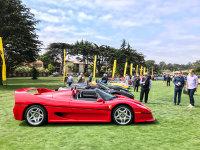 圆石滩车展游记 这有世界上最贵的汽车