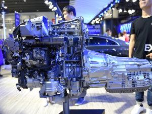 奔驰最新1.5T四缸发动机解析