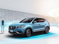名爵ZS纯电动于广州车展首发 明年上市
