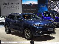 2018广州车展:Jeep新款自由光首发亮相