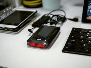 体验测试三星X5移动固态硬盘