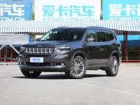 爱卡SUV专业测试 Jeep大指挥官顶配版