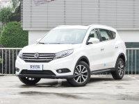 东风风光580新车型上市 售7.89万元起
