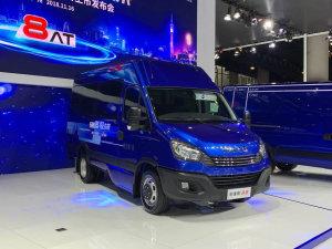 依维柯Daily(欧胜)8AT车型上市