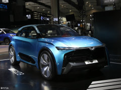 广州车展 概念车和即将上市的新能源车
