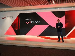 天津V1汽车世界赛道极速体验