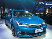 卡罗拉PHEV广州车展预售 将明年3月上市