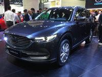 2018广州车展:长安马自达CX-8内饰首发