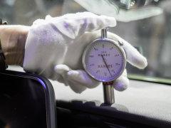 车展质检员  探底汽车工艺之首发新车