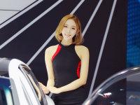 100余张广州车展模特小姐姐 养眼呈现