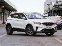 吉利缤越新增车型上市 售价10.88万元