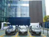 零跑汽车全国首家直营零跑中心正式开业