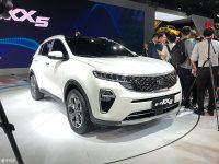 2018年广州车展:起亚全新一代KX5亮相