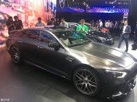快如闪电的它你爱吗 AMG GT四门版发布