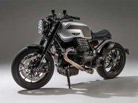 横置V缸也玩性能 Moto Guzzi  GTM-01
