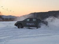 从五十铃D-MAX冰雪试驾中学会冬季用车
