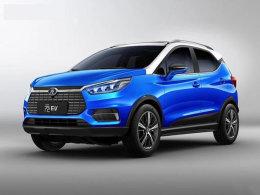 比亚迪元EV535公布预售价 预售11-14万